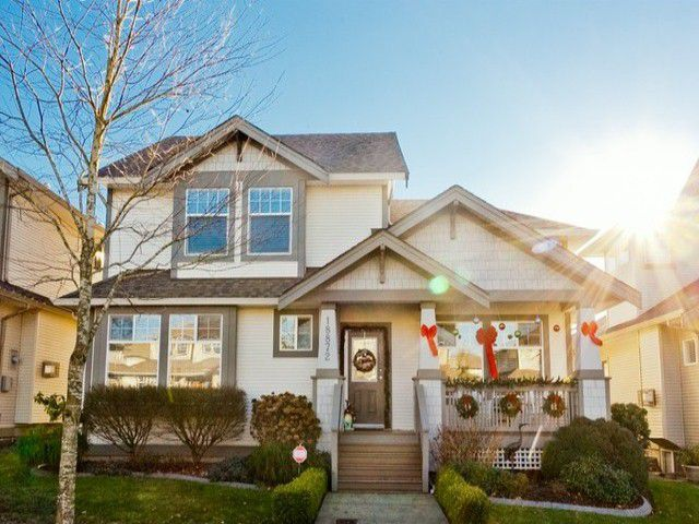 "Main Photo: 18872 70 Avenue in Surrey: Clayton House for sale in ""Clayton"" (Cloverdale)  : MLS®# F1326716"