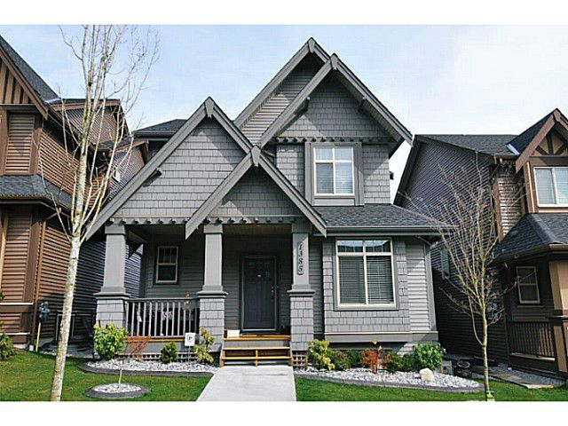 "Main Photo: 1385 TRAFALGAR Street in Coquitlam: Burke Mountain House for sale in ""MERIDIAN HEIGHTS"" : MLS®# V1054846"
