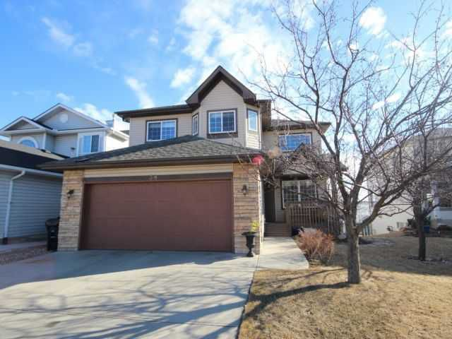 Main Photo: 38 Hidden Ridge View NW in CALGARY: Hidden Valley Residential Detached Single Family for sale (Calgary)  : MLS®# C3615609