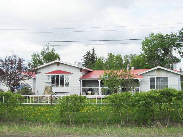 Main Photo: 12274 OAK Avenue in Fort St. John: Fort St. John - Rural W 100th House for sale (Fort St. John (Zone 60))  : MLS®# N241023
