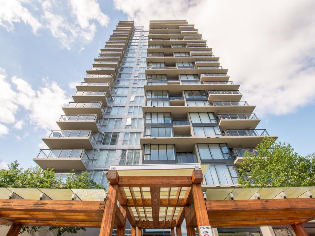 Main Photo: 608 651 NOOTKA Way in Port Moody: Port Moody Centre Condo for sale : MLS®# R2067313