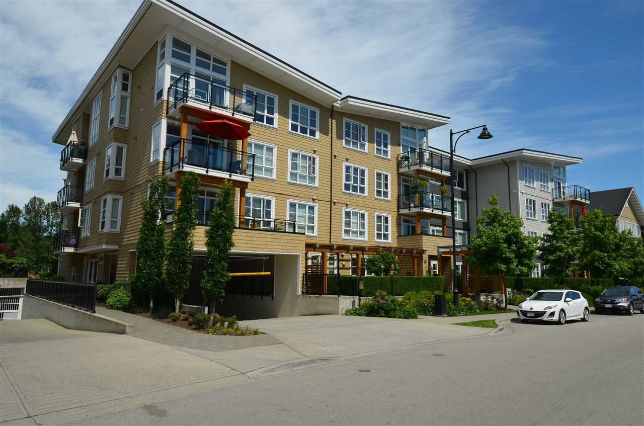 """Main Photo: 408 23255 BILLY BROWN Road in Langley: Fort Langley Condo for sale in """"Village at Bedford Landing"""" : MLS®# R2076850"""
