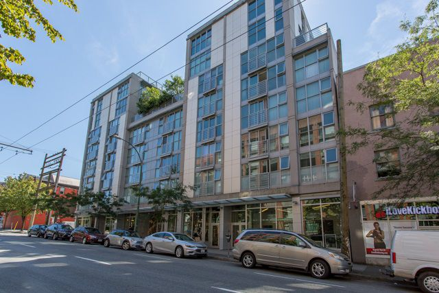 """Main Photo: 217 168 POWELL Street in Vancouver: Downtown VE Condo for sale in """"SMART"""" (Vancouver East)  : MLS®# R2100187"""