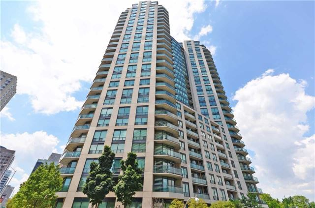 Main Photo: 814 300 E Bloor Street in Toronto: Rosedale-Moore Park Condo for sale (Toronto C09)  : MLS®# C3601499