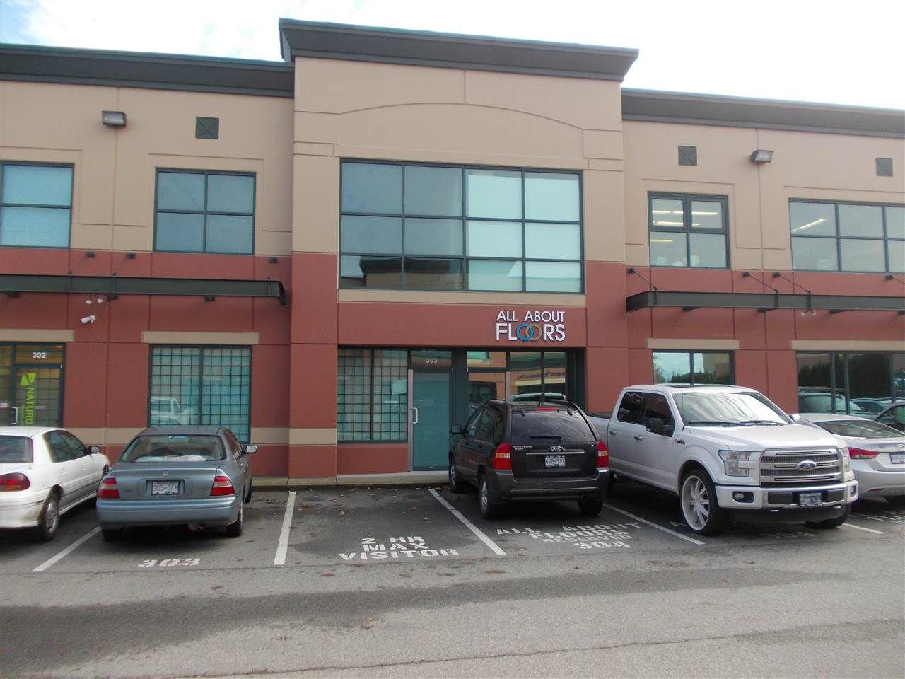 Main Photo: 303 20285 STEWART Crescent in Maple Ridge: Southwest Maple Ridge Industrial for sale : MLS®# C8009264