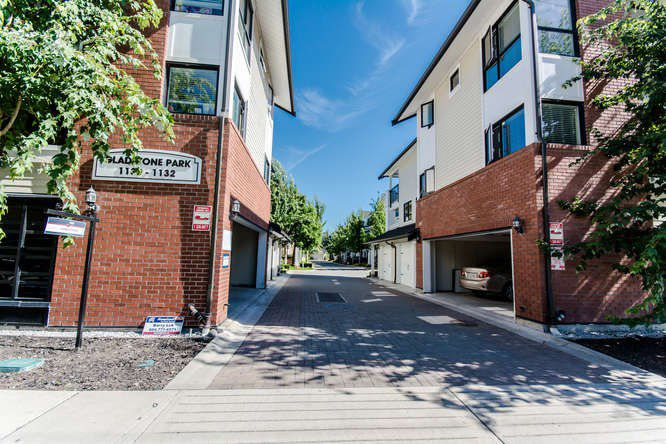"""Main Photo: 160 1132 EWEN Avenue in New Westminster: Queensborough Townhouse for sale in """"GLADSTONE PARK"""" : MLS®# R2133362"""