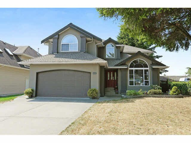 Main Photo: 6185 188 STREET in : Cloverdale BC House for sale : MLS®# F1448613