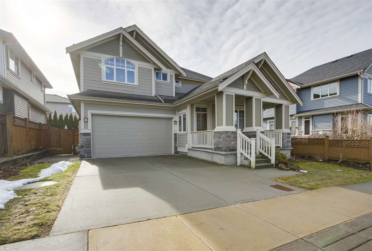 "Main Photo: 24110 HAWKINS Avenue in Maple Ridge: Albion House for sale in ""MAINSTONE CREEK"" : MLS®# R2140724"
