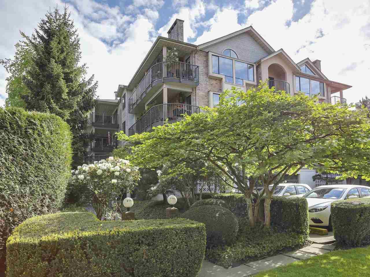 "Main Photo: 201 7140 GRANVILLE Avenue in Richmond: Brighouse South Condo for sale in ""Park View Court"" : MLS®# R2163880"