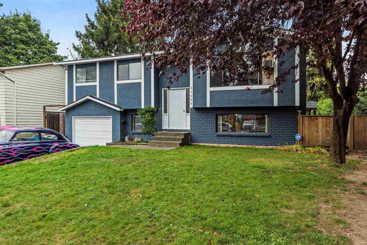 Main Photo: 27089 34A Avenue in Langley: Aldergrove Langley House for sale : MLS®# R2210835
