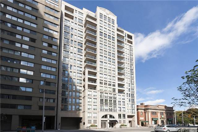 Main Photo: 301 388 E Bloor Street in Toronto: Rosedale-Moore Park Condo for lease (Toronto C09)  : MLS®# C4023641