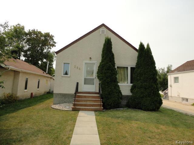 Main Photo: 286 Leila Avenue in Winnipeg: West Kildonan Residential for sale (4D)  : MLS®# 1812153