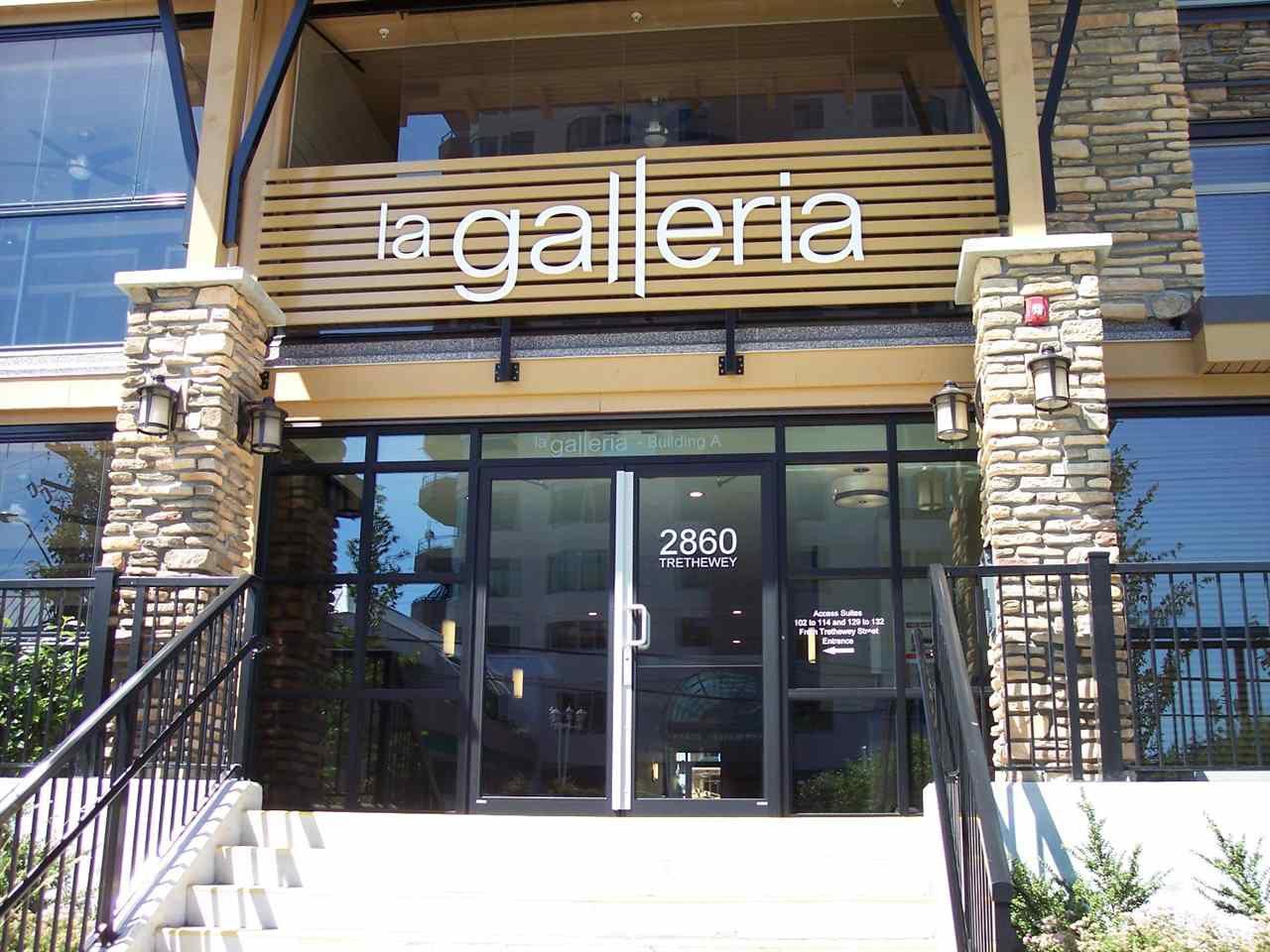 "Main Photo: 116 2860 TRETHEWEY Street in Abbotsford: Abbotsford West Condo for sale in ""La Galleria"" : MLS®# R2281278"