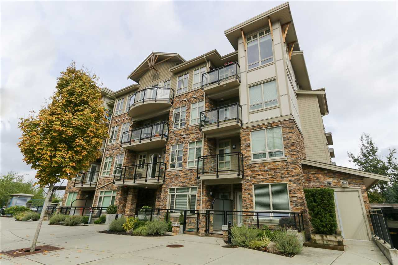 """Main Photo: 205 20861 83 Avenue in Langley: Willoughby Heights Condo for sale in """"Athenry Gate"""" : MLS®# R2290422"""