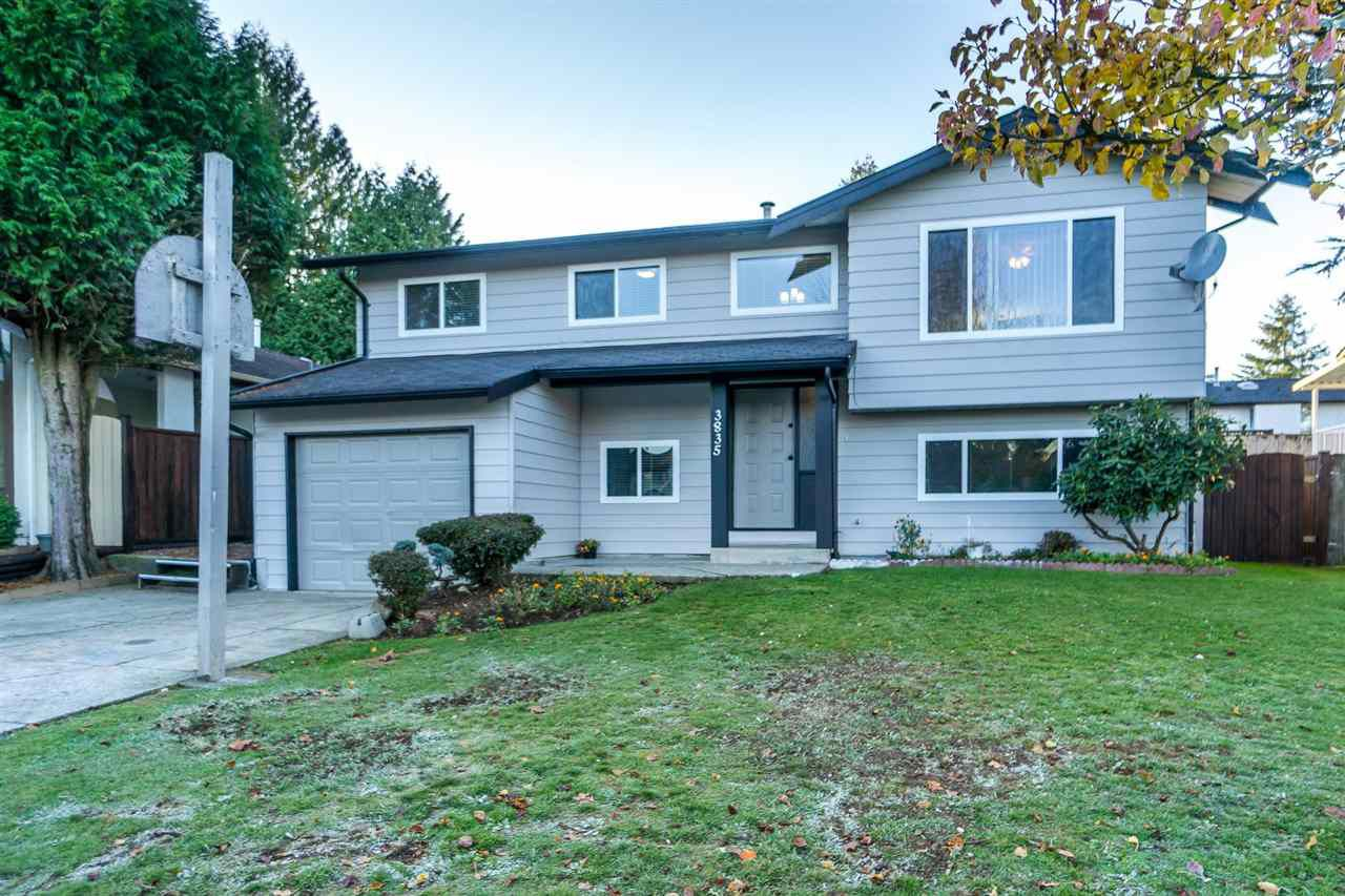 Main Photo: 3835 BALSAM Crescent in Abbotsford: Central Abbotsford House for sale : MLS®# R2323539