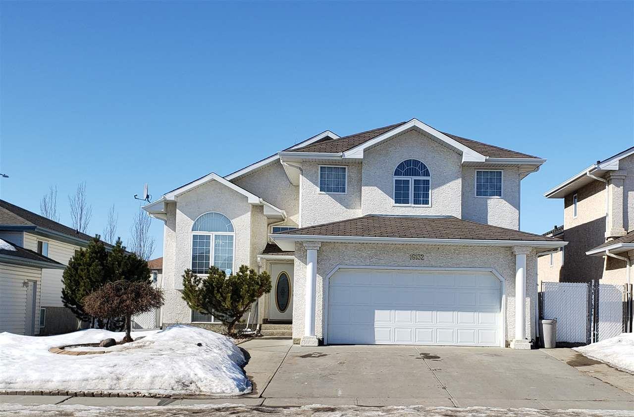 Main Photo: 16132 81 Street in Edmonton: Zone 28 House for sale : MLS®# E4147804