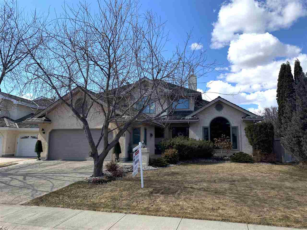Main Photo: 312 HEDLEY Way in Edmonton: Zone 14 House for sale : MLS®# E4148458