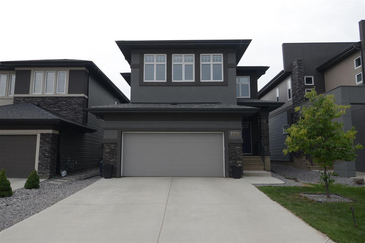 Main Photo: 2452 WARE Crescent in Edmonton: Zone 56 House for sale : MLS®# E4151169