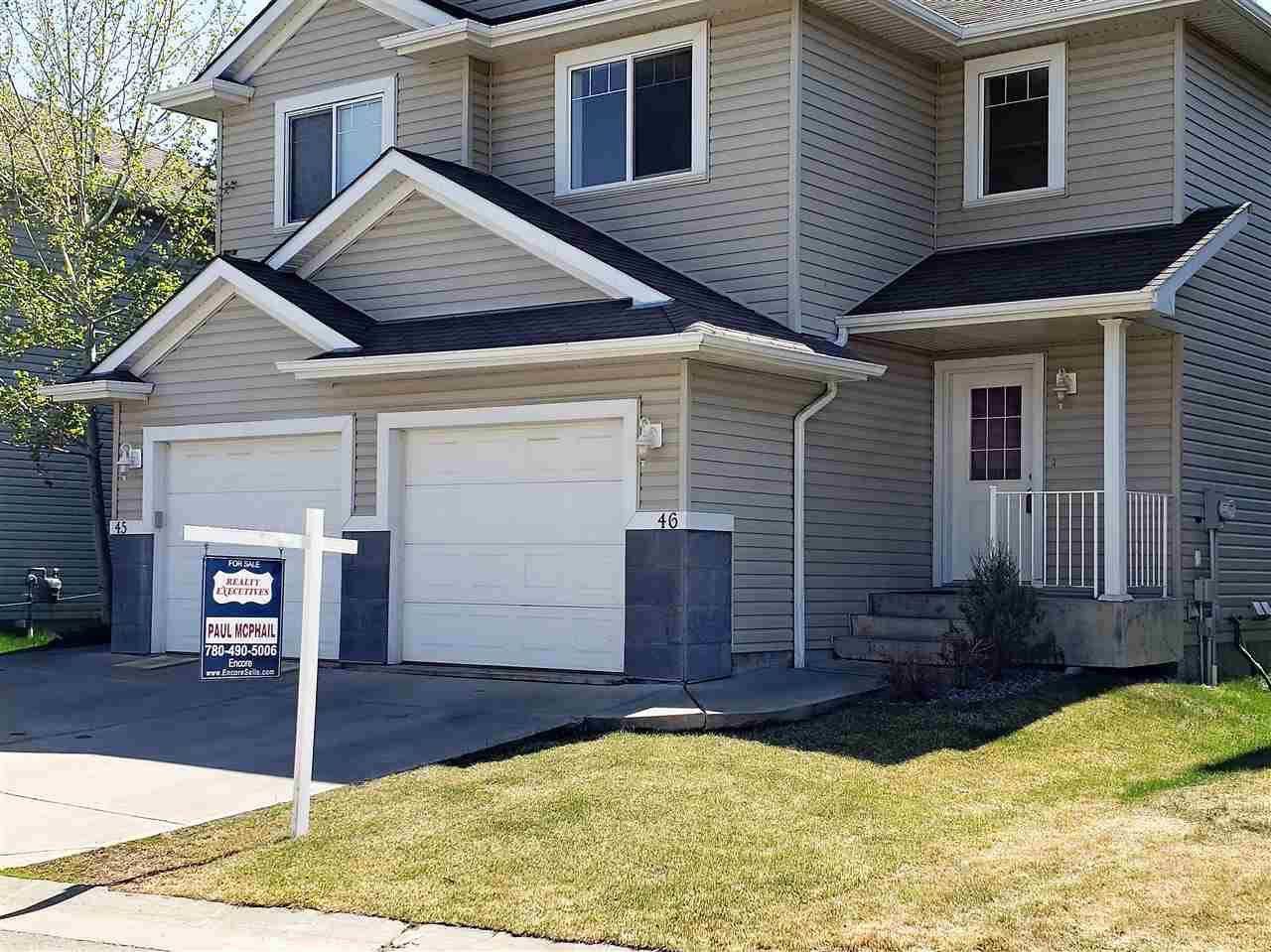 Main Photo:  in Edmonton: Zone 55 House Half Duplex for sale : MLS®# E4156658
