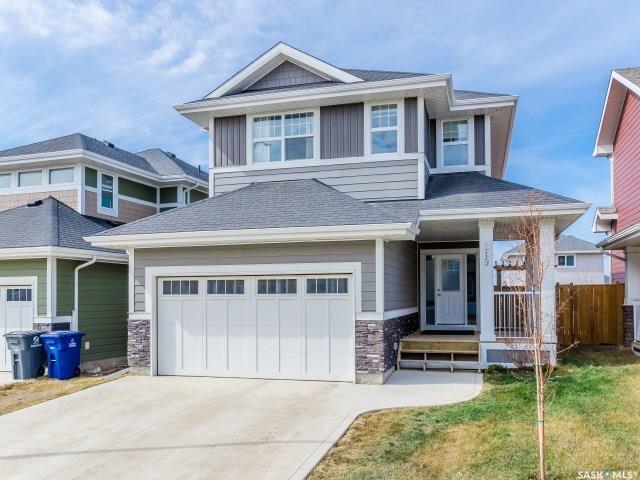 Main Photo: 219 Eaton Crescent in Saskatoon: Rosewood Residential for sale : MLS®# SK778067