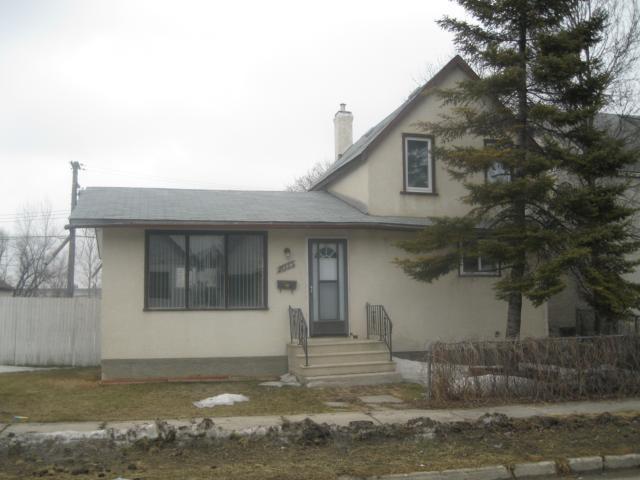 Main Photo: 2073 Gallagher Avenue in WINNIPEG: Brooklands / Weston Residential for sale (West Winnipeg)  : MLS®# 1105424