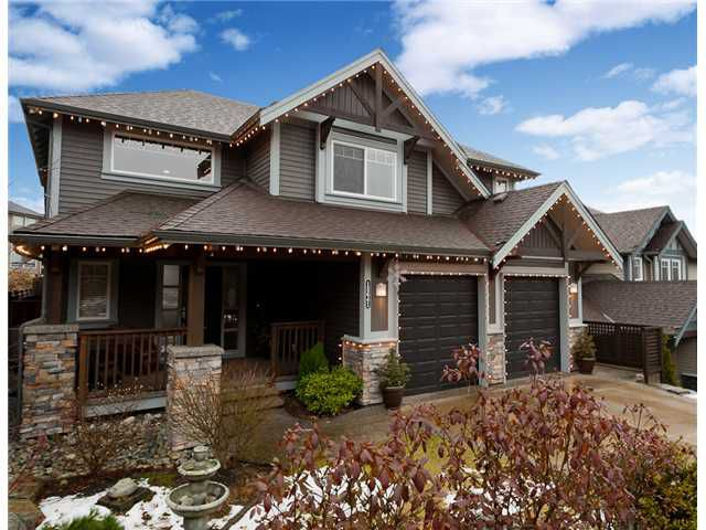 """Main Photo: 13641 228TH Street in Maple Ridge: Silver Valley House for sale in """"SILVER VALLEY"""" : MLS®# V928083"""