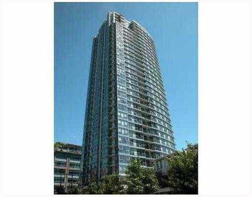 Main Photo: 2303 928 Beatty Street in Vancouver: Yaletown Condo for sale (Vancouver West)  : MLS®# V732881