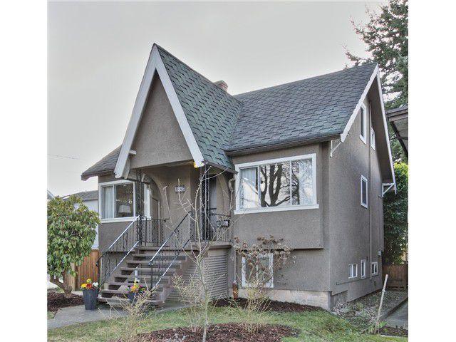 Main Photo: 2880 GRANT Street in Vancouver: Renfrew VE House for sale (Vancouver East)  : MLS®# V1055300
