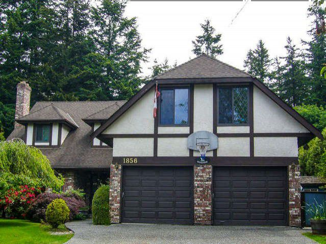 "Main Photo: 1856 134A Street in Surrey: Crescent Bch Ocean Pk. House for sale in ""CHATHAM WOODS"" (South Surrey White Rock)  : MLS®# F1413725"