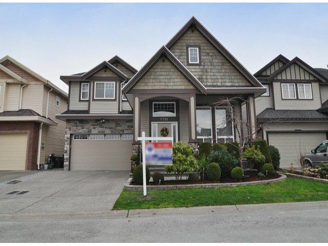 Main Photo: 6351 167B ST in : Cloverdale BC House for sale : MLS®# F1302981