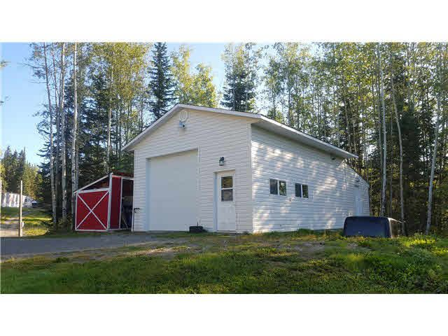 Main Photo: 9865 GLENMARY Road in PRINCE GRG: Shelley Manufactured Home for sale (PG Rural East (Zone 80))  : MLS®# N248084