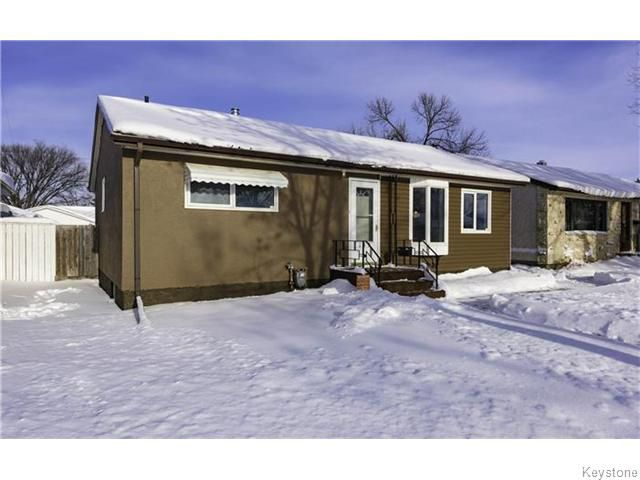 Main Photo: 139 Newman Avenue in WINNIPEG: Transcona Residential for sale (North East Winnipeg)  : MLS®# 1532100