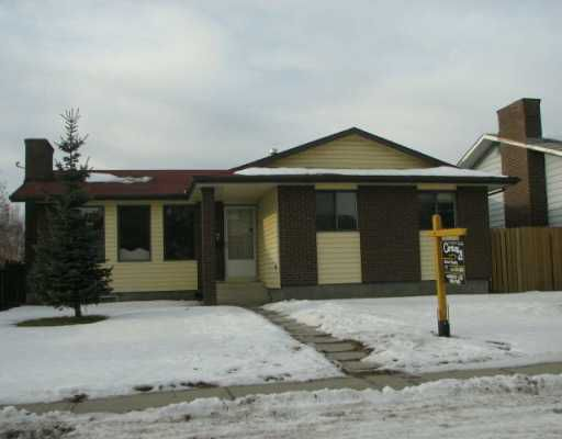 Main Photo:  in CALGARY: Rundle Residential Detached Single Family for sale (Calgary)  : MLS®# C3237307