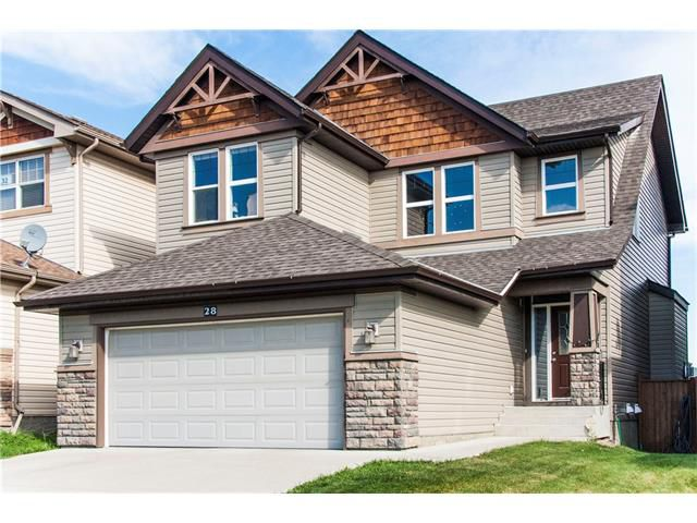 Main Photo: 28 PANAMOUNT Terrace NW in Calgary: Panorama Hills House for sale : MLS®# C4079547