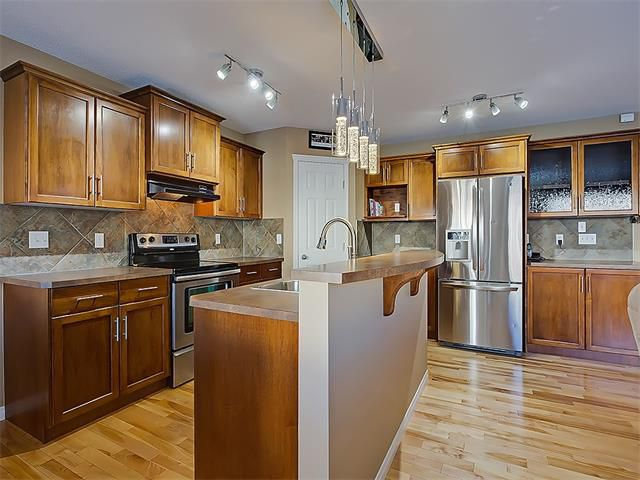 Photo 2: Photos: 16 EVERGLEN Grove SW in Calgary: Evergreen House for sale : MLS®# C4096721