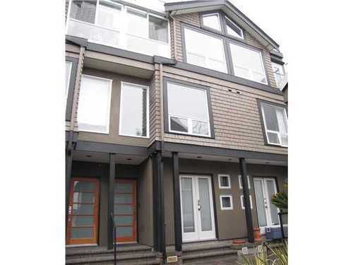 Main Photo: 1170 7TH Ave in Vancouver West: Home for sale : MLS®# V859566