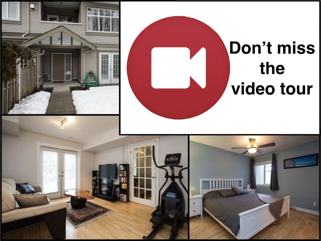 """Main Photo: 3 2733 PARKWAY Drive in Surrey: King George Corridor Townhouse for sale in """"Parkway Gardens"""" (South Surrey White Rock)  : MLS®# R2137714"""