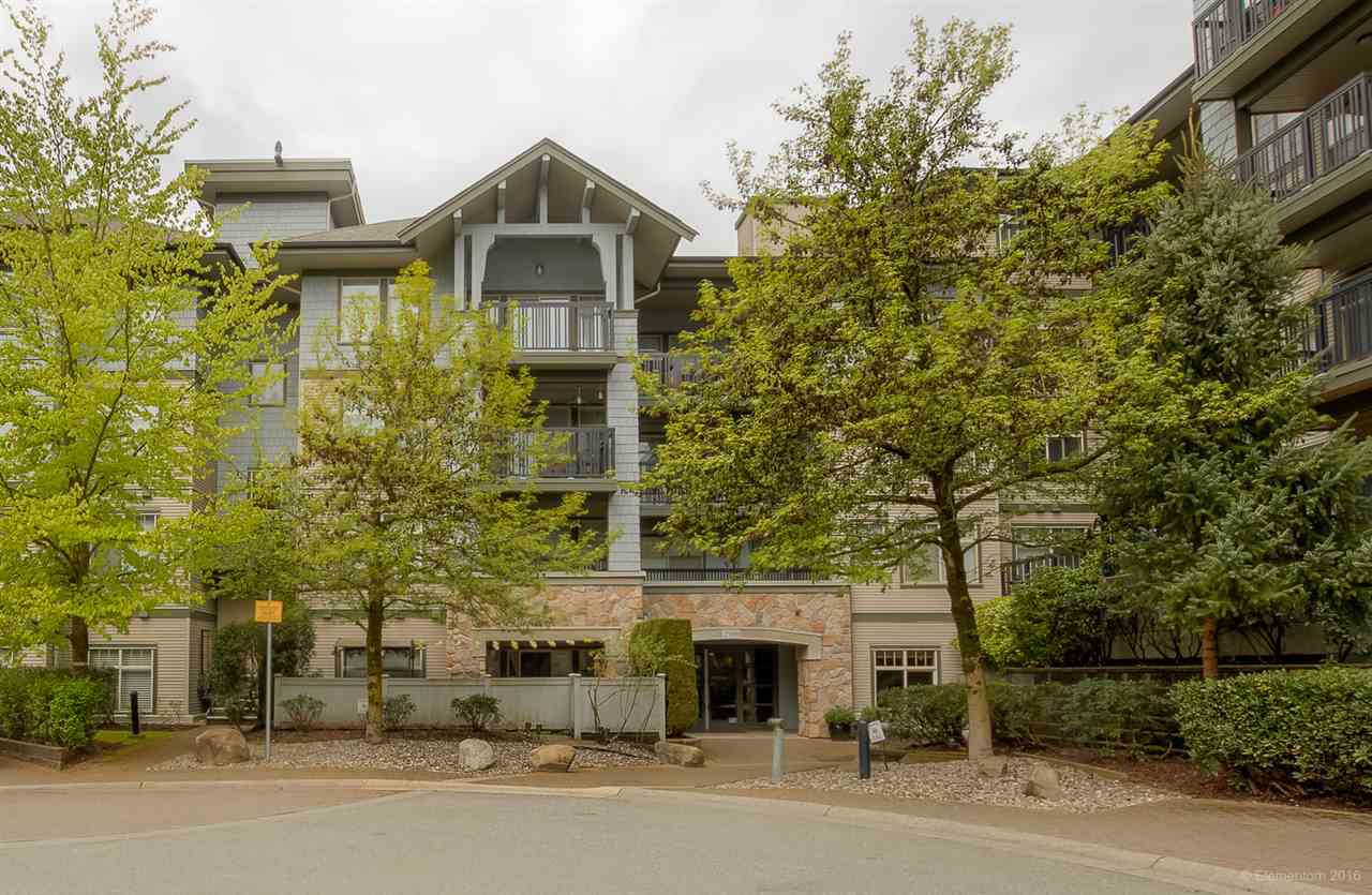 """Main Photo: 403 2988 SILVER SPRINGS Boulevard in Coquitlam: Westwood Plateau Condo for sale in """"TRILLIUM"""" : MLS®# R2140529"""