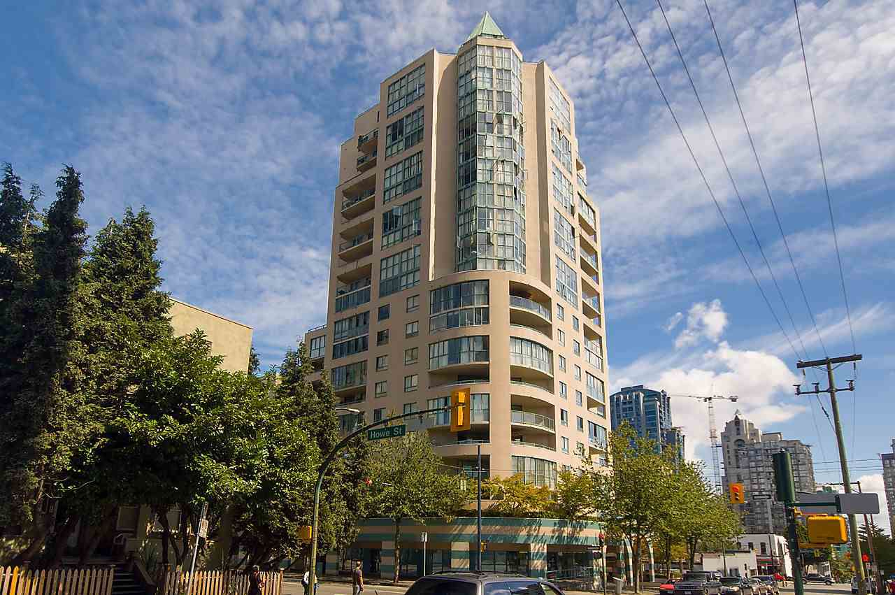"Main Photo: 603 789 DRAKE Street in Vancouver: Downtown VW Condo for sale in ""Century Tower"" (Vancouver West)  : MLS®# R2146500"