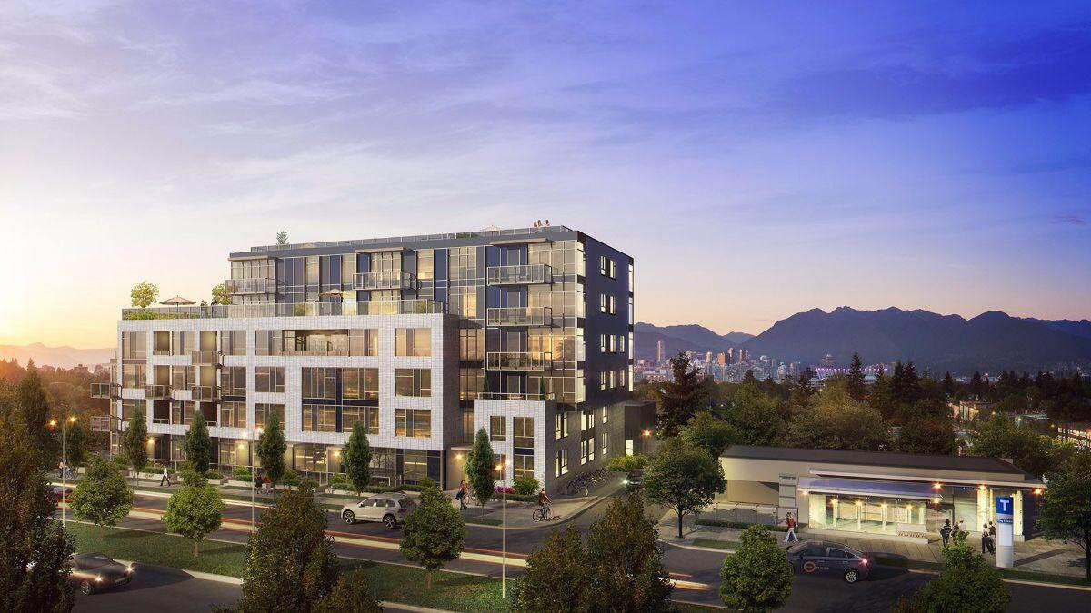 "Main Photo: 203 523 W KING EDWARD Avenue in Vancouver: Cambie Condo for sale in ""THE REGENT"" (Vancouver West)  : MLS?# R2184943"