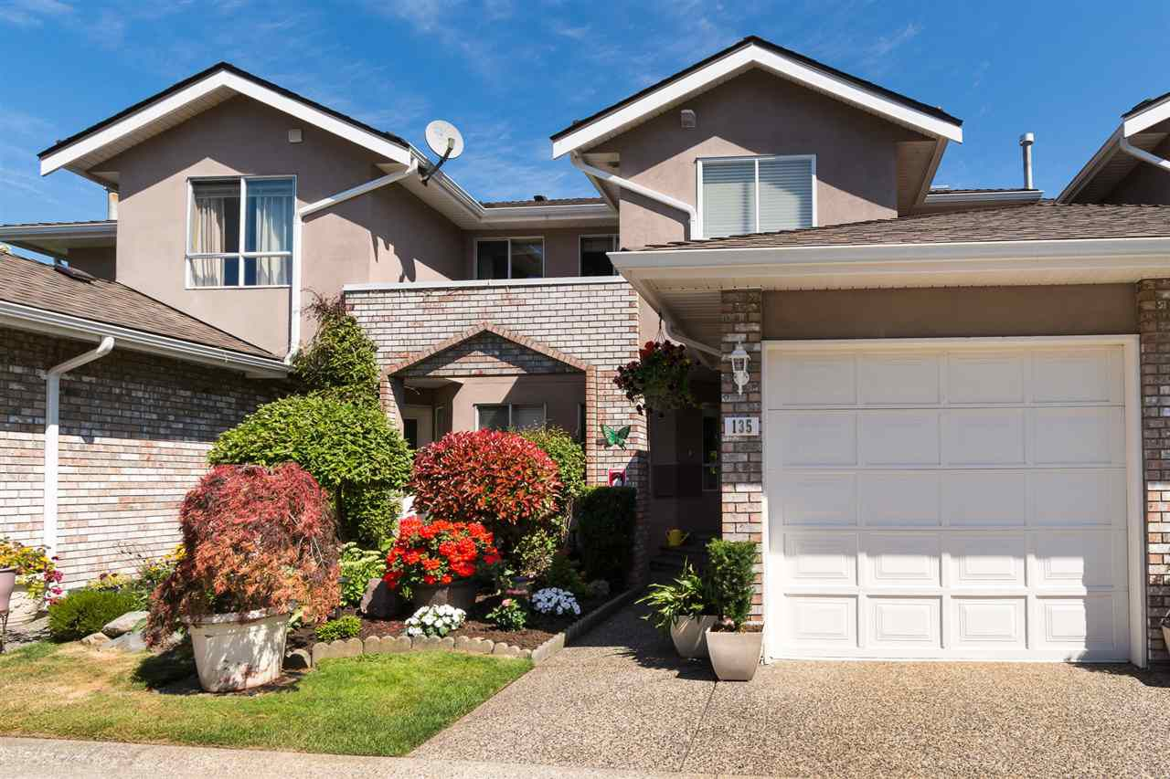 """Main Photo: 135 15550 26 Avenue in Surrey: King George Corridor Townhouse for sale in """"Sunnyside Gate"""" (South Surrey White Rock)  : MLS®# R2188606"""