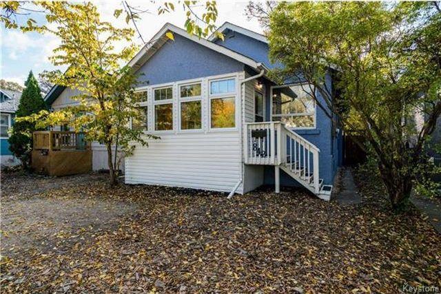 Main Photo: 842 Jubilee Avenue in Winnipeg: Fort Rouge Residential for sale (1A)  : MLS®# 1726498