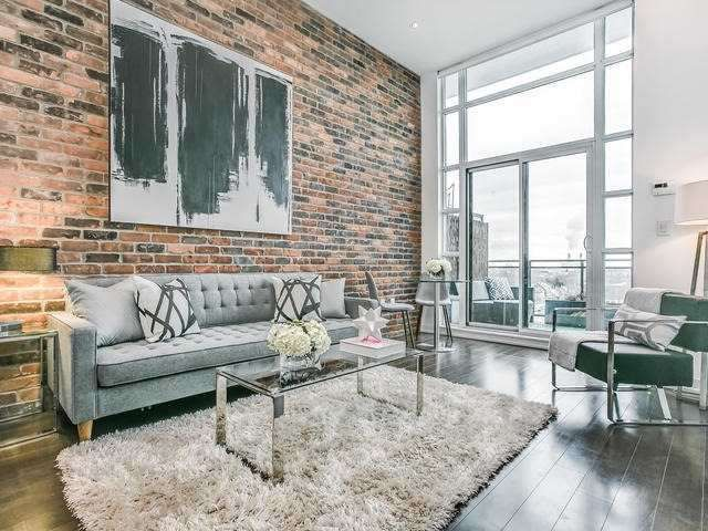 Main Photo: Ph 722 88 Colgate Avenue in Toronto: South Riverdale Condo for sale (Toronto E01)  : MLS®# E4005816
