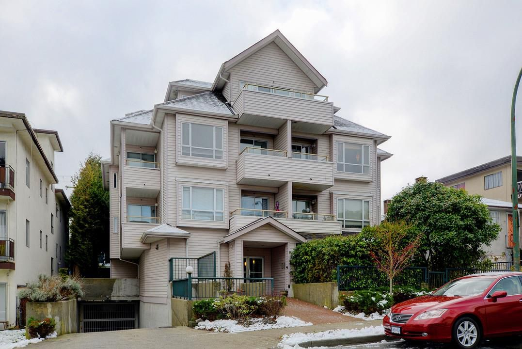 Main Photo: 304 788 E 8TH AVENUE in Vancouver: Mount Pleasant VE Condo for sale (Vancouver East)  : MLS®# R2240263