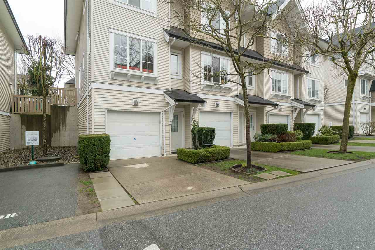 """Main Photo: 53 20560 66 Avenue in Langley: Willoughby Heights Townhouse for sale in """"Amerleigh II"""" : MLS®# R2257852"""