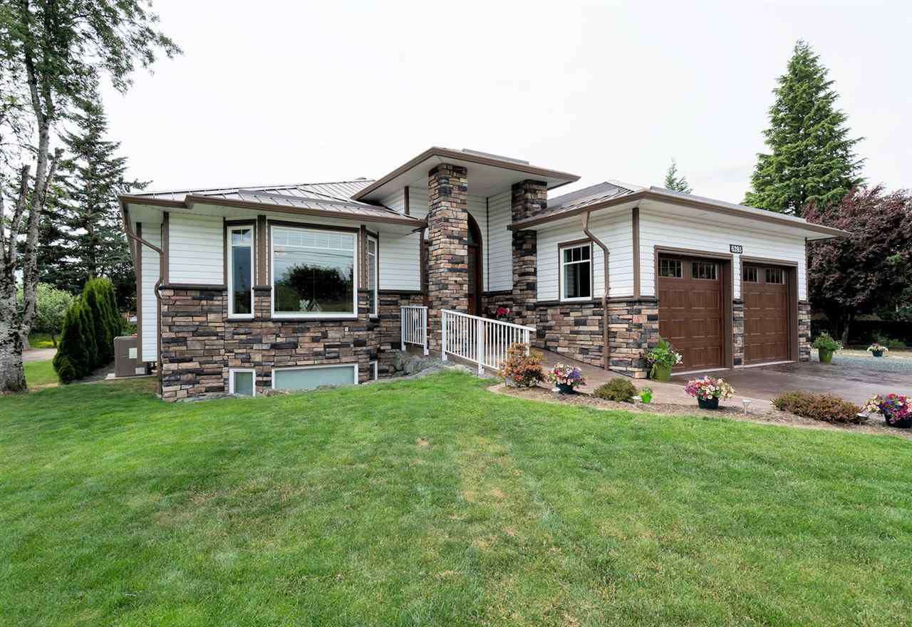 Main Photo: 6285 EDSON Drive in Sardis: Sardis West Vedder Rd House for sale : MLS®# R2277389