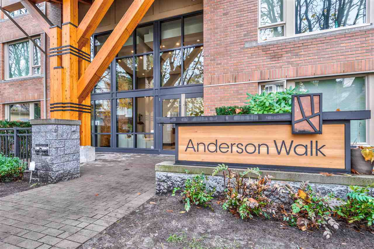 """Main Photo: 309 119 W 22ND Street in North Vancouver: Central Lonsdale Condo for sale in """"Anderson Walk"""" : MLS®# R2285018"""