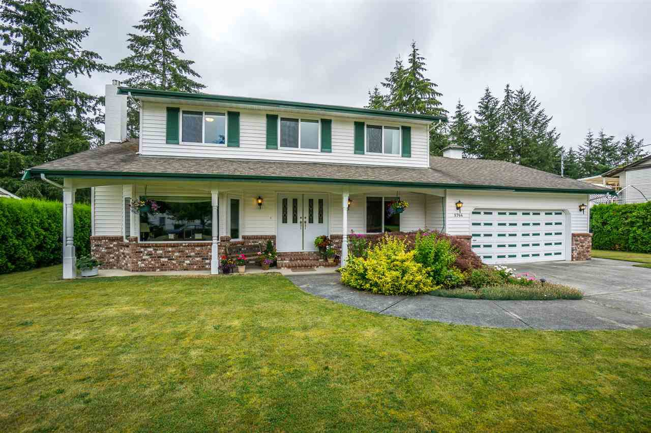 Main Photo: 5766 244B Street in Langley: Salmon River House for sale : MLS®# R2288297