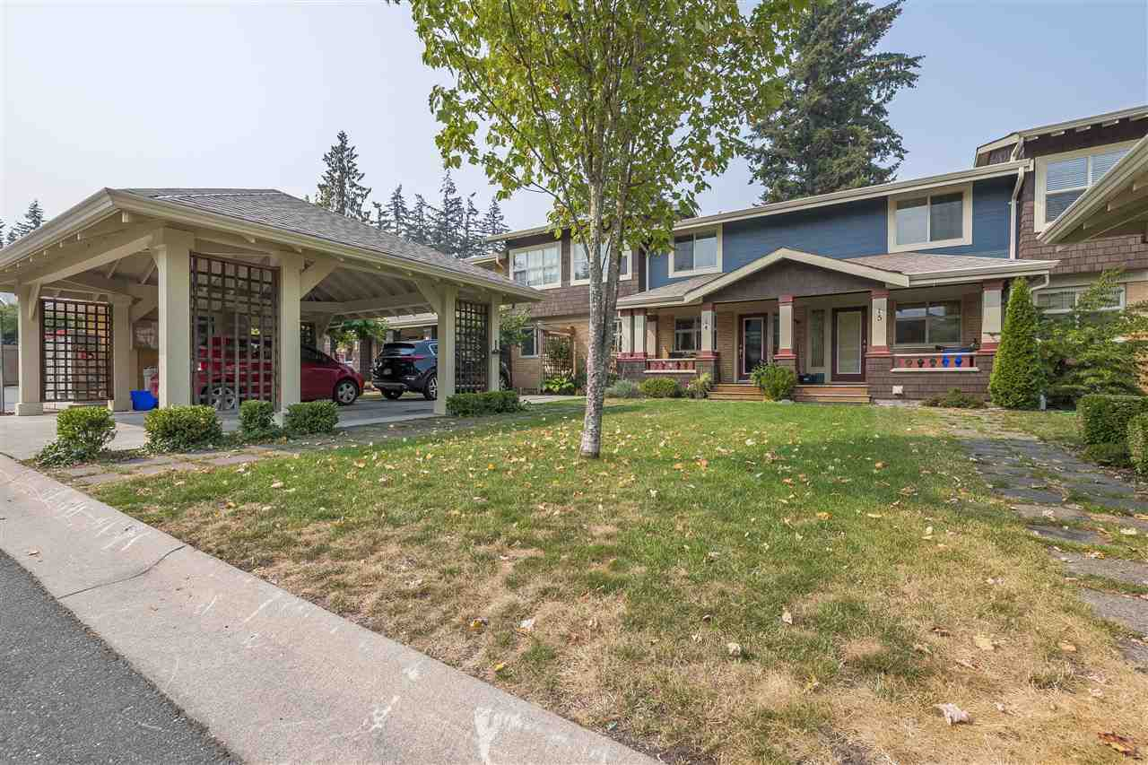 "Main Photo: 14 5851 COWICHAN Street in Sardis: Vedder S Watson-Promontory Townhouse for sale in ""The Quarters"" : MLS®# R2299264"
