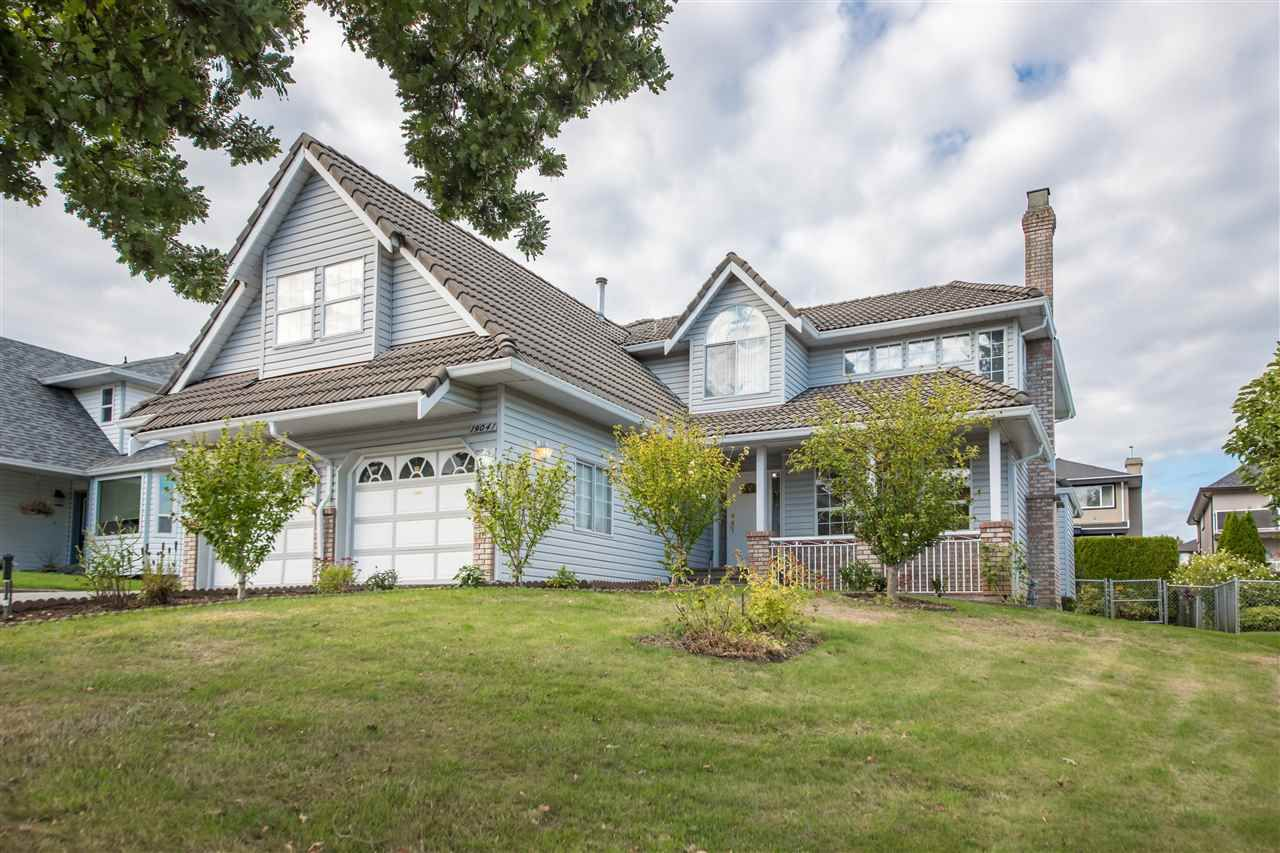 "Main Photo: 19041 62 Avenue in Surrey: Cloverdale BC House for sale in ""Cloverdale Hilltop"" (Cloverdale)  : MLS®# R2307623"